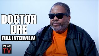 Doctor Dre on Rick Rubin Being a Thief, Going Blind from Diabetes, Yo! MTV Raps (Full Interview)