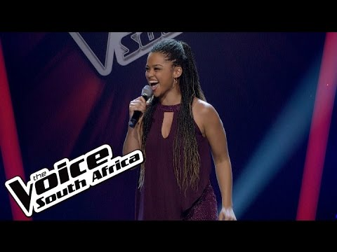 Michelle - I Wanna Dance With Somebody | Blind Audition | The Voice SA Season 2