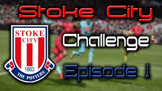 Fifa 15 - Stoke City Challenge - Manager Mode Episode 1 Thumbnail
