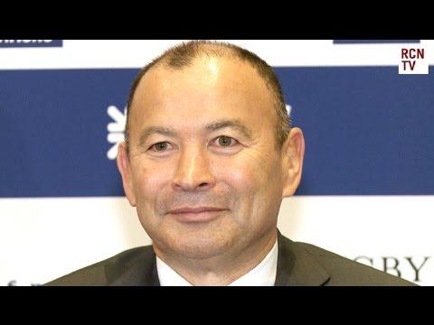 England Coach Eddie Jones Interview Rugby Six Nations 2016
