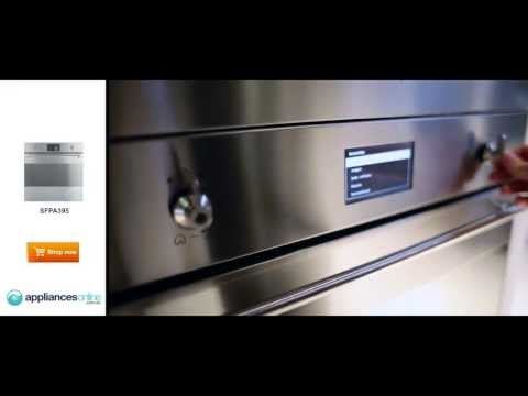 Expert examines the SMEG SFPA395X  pyrolytic wall oven - Appliances Online