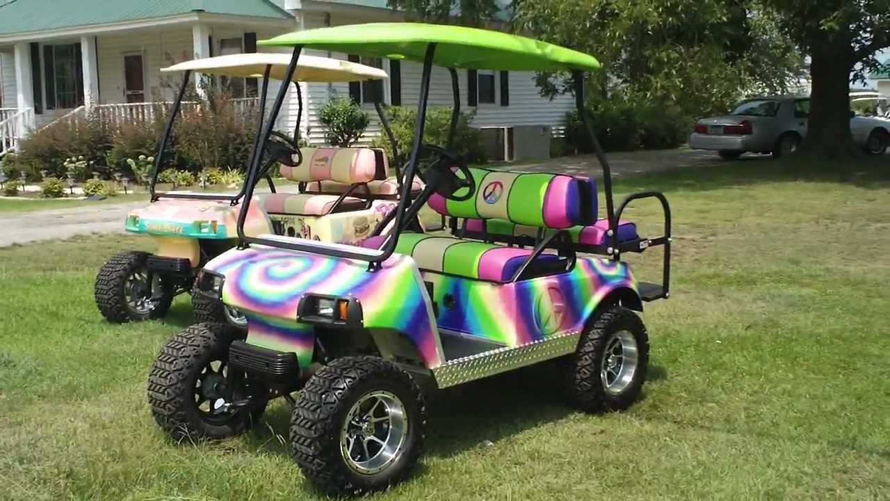 Evans Custom Golf Carts - Used Golf Carts For Sale ...  |Margaritaville Golf Cart Craigslist
