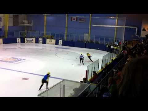 Brampton Speed Skating Meet