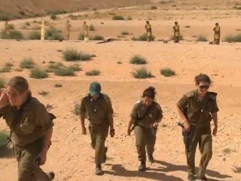 Особенности национального секса в израильской армии