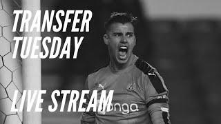 Transfer Tuesdays!   Vorm, Zuber, DARLOW!?