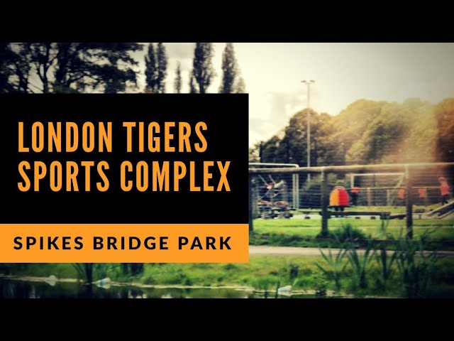 Exploring London Tigers Sports Complex, Spikes Bridge Park, West London