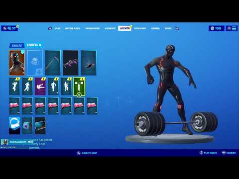 Fortnite[OMEGA Glitch, And CARBIDE Glitch]
