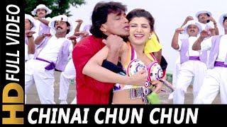 Chinai Chun Chun Sadhana Sargam Udit Narayan Jallaad 1995 HD Song Mithun Chakraborty Rambha