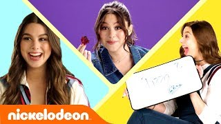 Do you love a good challenge? So does Kira Kosarin!! But how many times do you think we stump her with our challenges? We put her to the test with Nick Stars ...