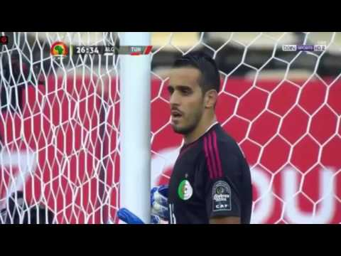 Afrika Cup Of Nation 2017 Tunisie Vs Algerie  -Highlights