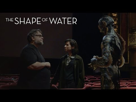 The Shape Of Water | Behind The Scenes With Guillermo Del Toro | March 8