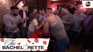 Arm Wrestling - The Bachelorette Deleted Scenes