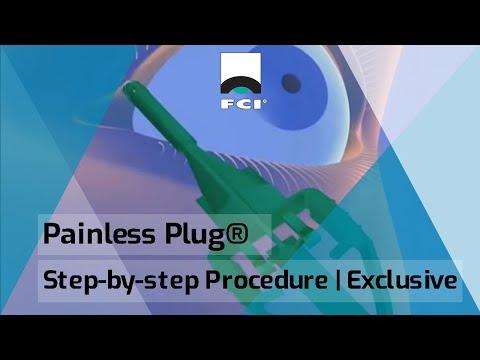 Vignette Painless Plug® | Permanent Punctum Plug | Step-by-step Procedure