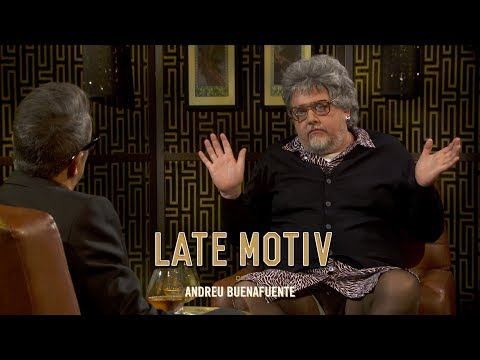 "LATE MOTIV - La abuelita Herminia. ""Hazme tuya Andreu""   #LateMotiv246"