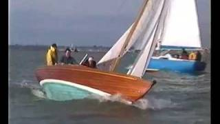 Folkboats Forever Lymington Winter Series