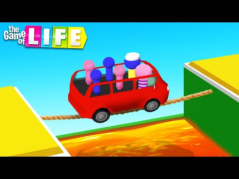 The SECRET Dangerous PATH in Game Of Life!
