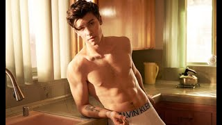 Shawn Mendes Leaked Calvin Klein Ad (FULL)