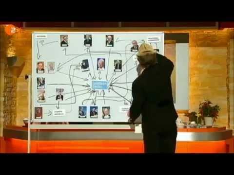 Goldman Sachs Verschwörung - Erwin Pelzig - Neues aus der Anstalt vom 13.11.2012