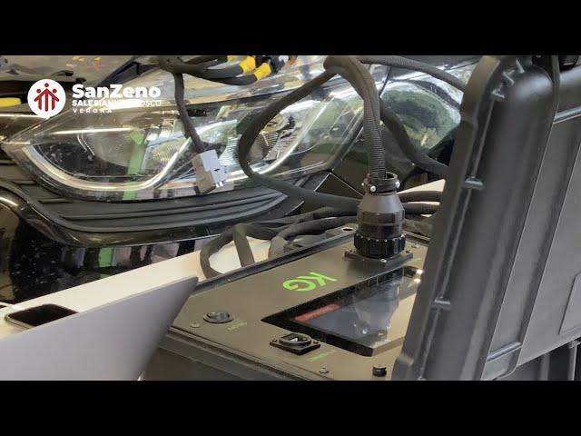 Al San Zeno un evento di presentazione di un nuovo dispositivo di diagnosi per le autovetture