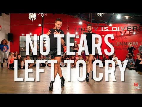 YANIS MARSHALL HEELS CHOREOGRAPHY NO TEARS LEFT TO CRY ARIANA GRANDE
