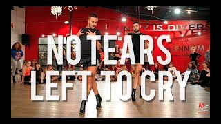 "YANIS MARSHALL HEELS CHOREOGRAPHY ""NO TEARS LEFT TO CRY"" ARIANA GRANDE Mp3"