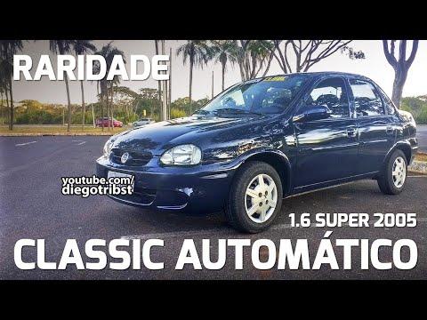 RARIDADE: GM Classic 1.6 Automático