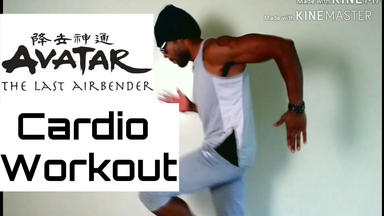 Download Airbending Cardio | Avatar: the last Airbender Cosplay workout | Book 4: Air