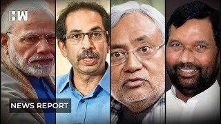 लोकसभा चुनाव में बीजेपी से बदले ले रही है एनडीए की सहयोगी पार्टियां