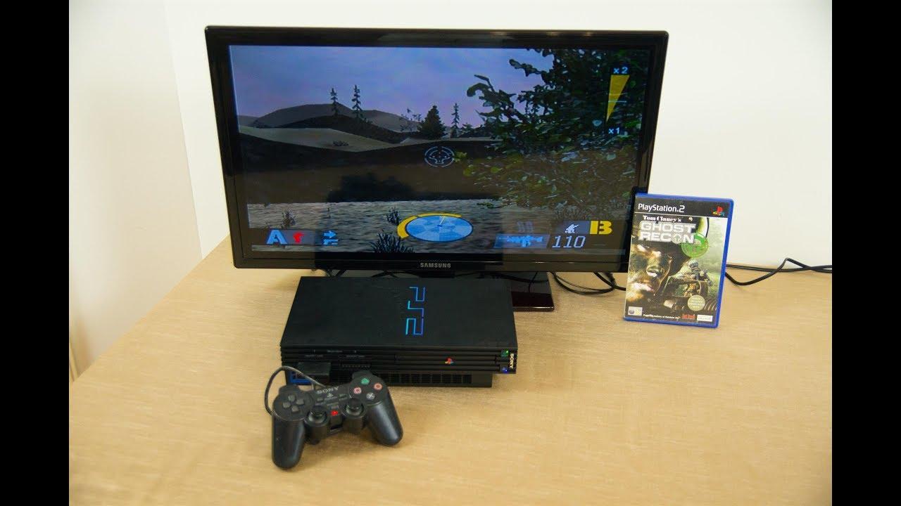 игровая приставка Sony Playstation 2 Scph 39003 Sn B3882004 Youtube