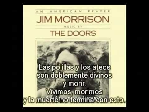 Jim Morrison An American Prayer Subtitulada