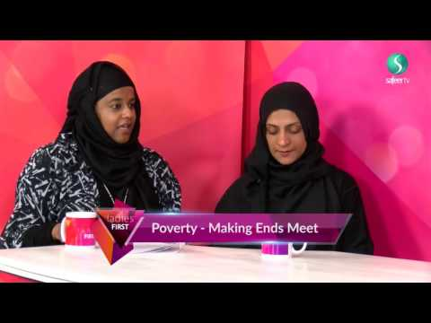 Ladies First - Poverty (Making Ends Meet)