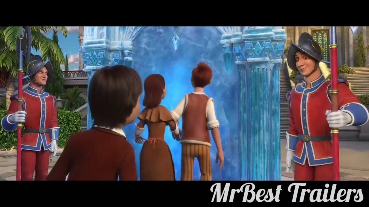 Download THE SNOW QUEEN 4: MIRROR LAND 2020 Official trailer