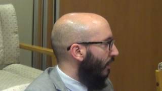Head of Legal Services Pandelis Gregoriou speaks to Kenyan Delegation on complains