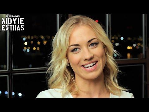 Manhattan Night | On-set with Yvonne Strahovski 'Caroline Crowley' [Interview]