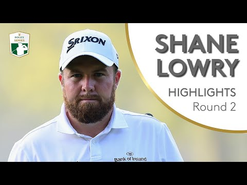 Shane Lowry Highlights | Round 2 | 2019 Abu Dhabi HSBC Championship
