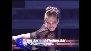 Lilia Stepanova's America's Got Talent audition in HD w/ proper music (air date July 5th, 2006)