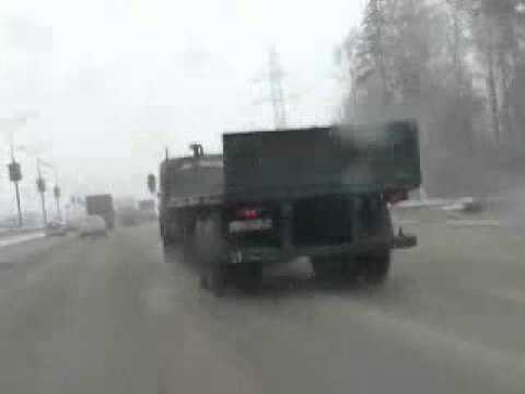 Moscow Taxi  Drift.flv