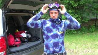 fae4a602e8b How To Fit Your Wetsuit Properly With Paul Newsome (And Janine ...
