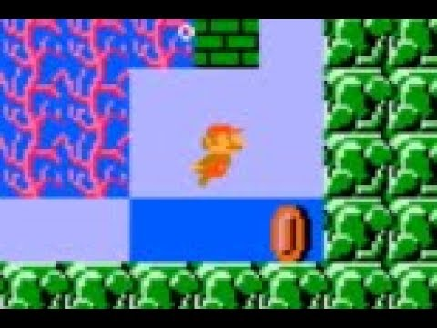 Super Mario Bros. (NES / Genesis and more): Minus World levels in different ports