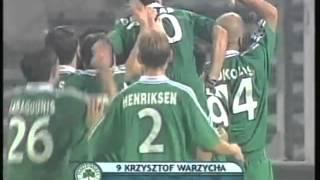 Γιουβεντους 2 - 1 Παναθηναικος 2000