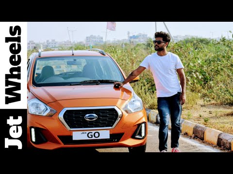 New Datsun Go facelift 2019 added 28 features #BeALifeAchiever