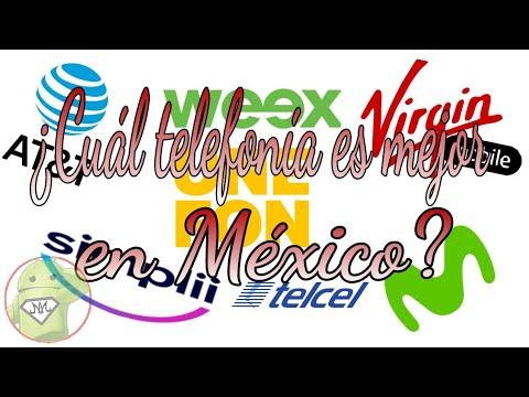 ¿Cuál Es La Mejor Telefonía Móvil En México?
