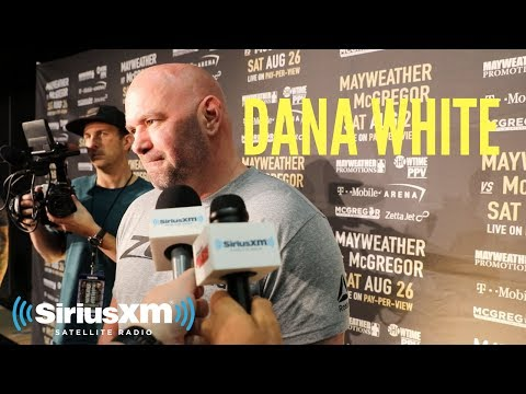 Dana White Reveals TUF 26 Coaches, Calls May-Mac 'Biggest Fight In The History Of Fighting'
