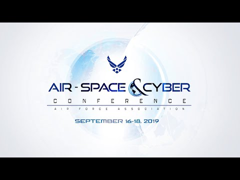 Richard Branson, Keynote Address, 2019 Air, Space & Cyber