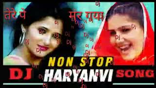 Tere Pe Mar Gaya 2018 Hariyanvi Hard Dance Mix New Haryanvi 2018 Dj song