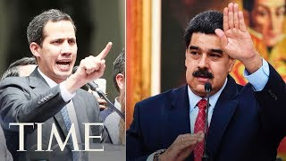 A Quick Look At Venezuela's Political Crisis | TIME