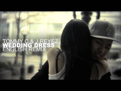 taeyang wedding dress cover english version tommy c j reyez