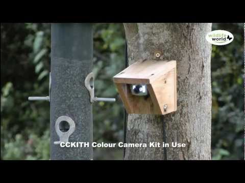 The Wildlife World CCKITH Camera Kit Product in Use Video