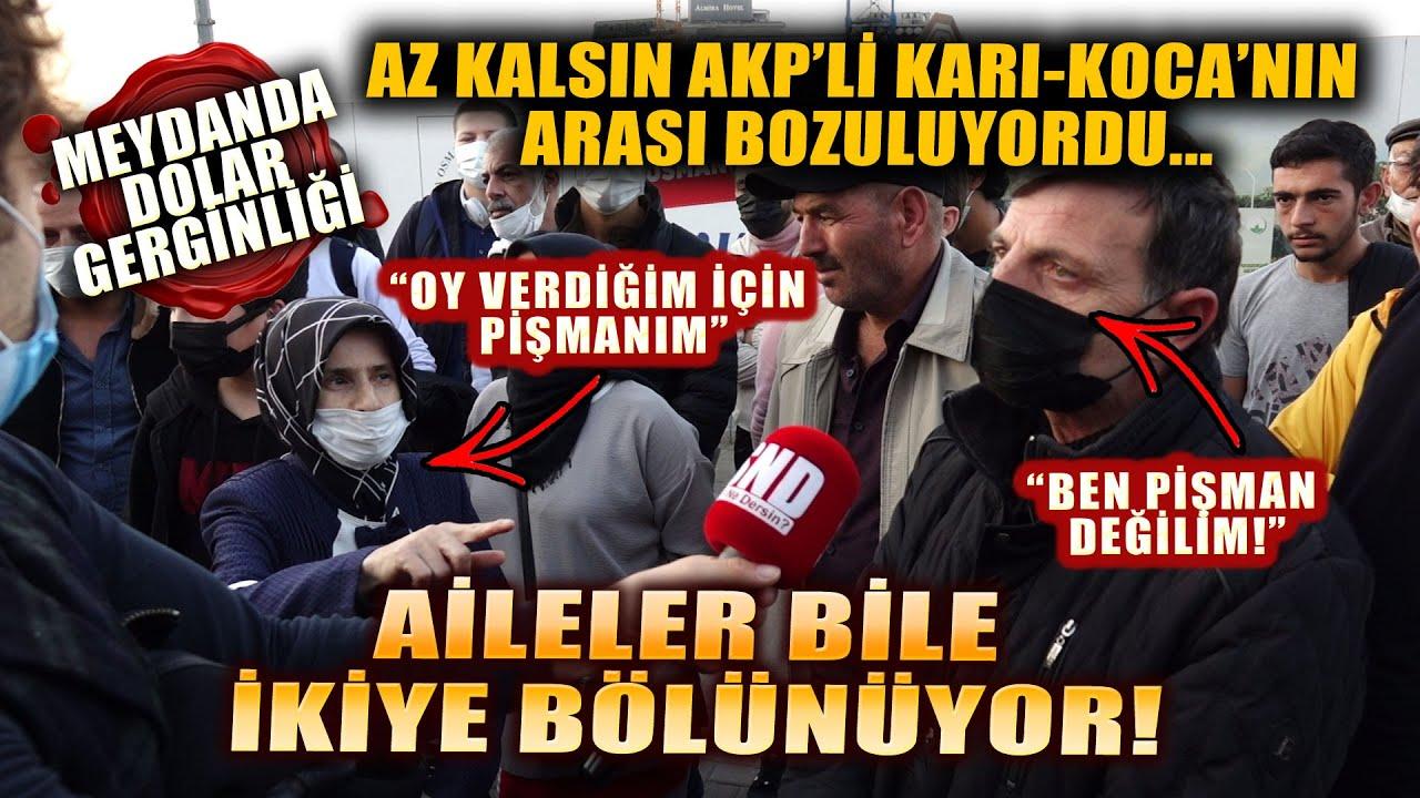Döviz yükseliyor, Türk Lirası eriyor, aileler bile ikiye bölünüyor (SONUNA KADAR İZLEYİN!)