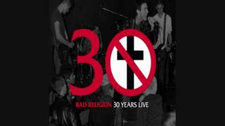 Bad  Religion - Fuck Armageddon, This Is Hell Live